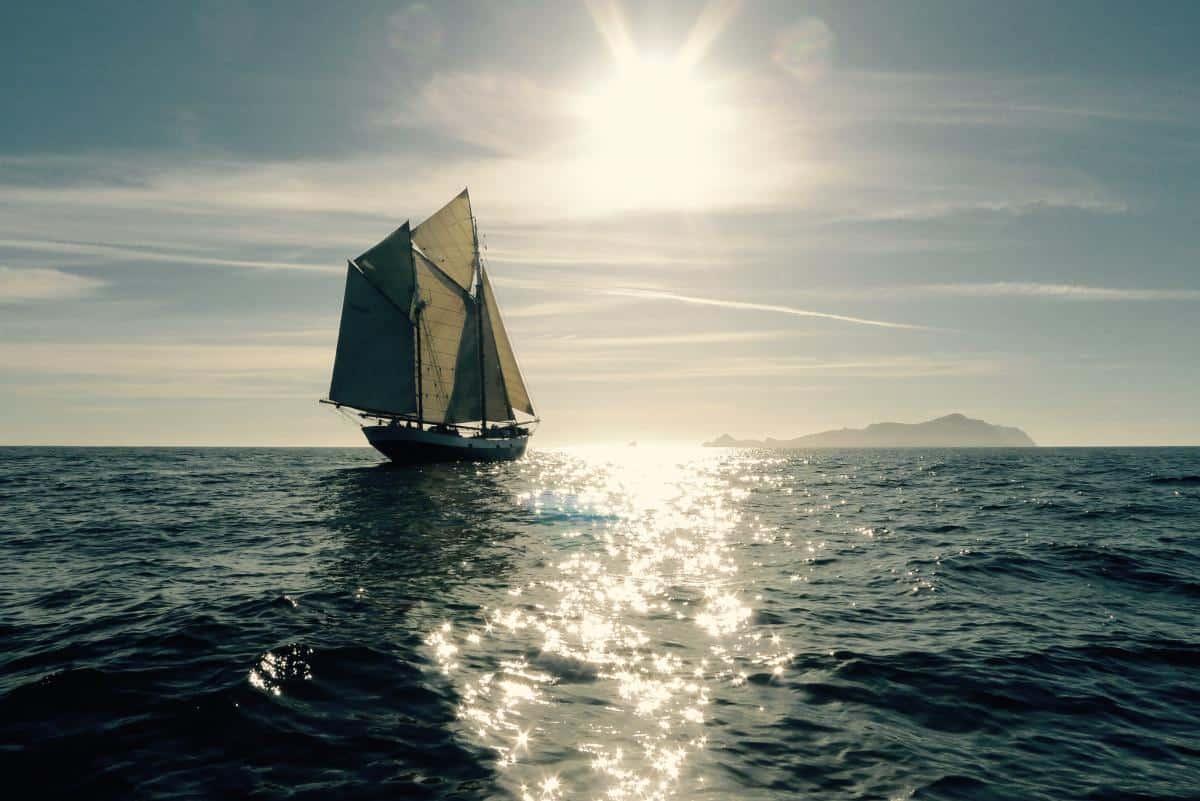 Tall Ship Tecla in Scotland every Spring