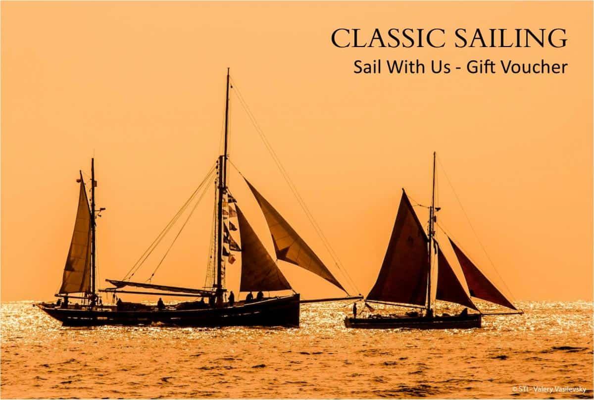 Gift Voucher Card Design 1: Trawlers