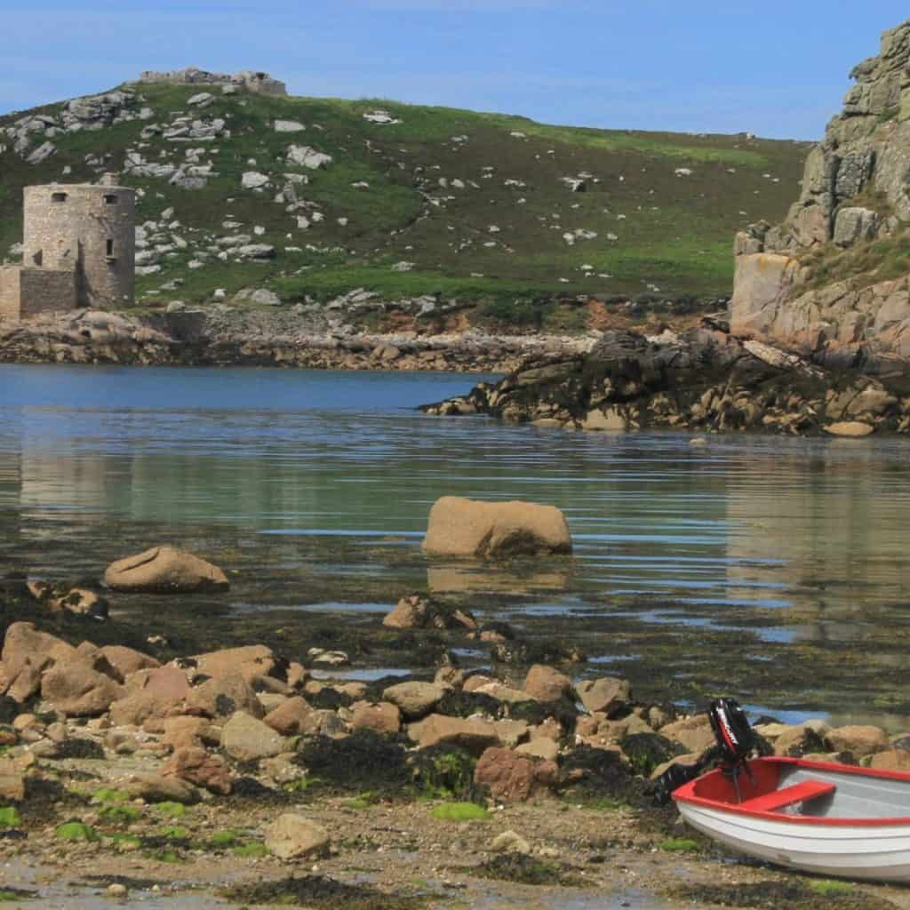 Cornwall and the isles of Scilly after the school holidays and relax on the Grayhound lugger