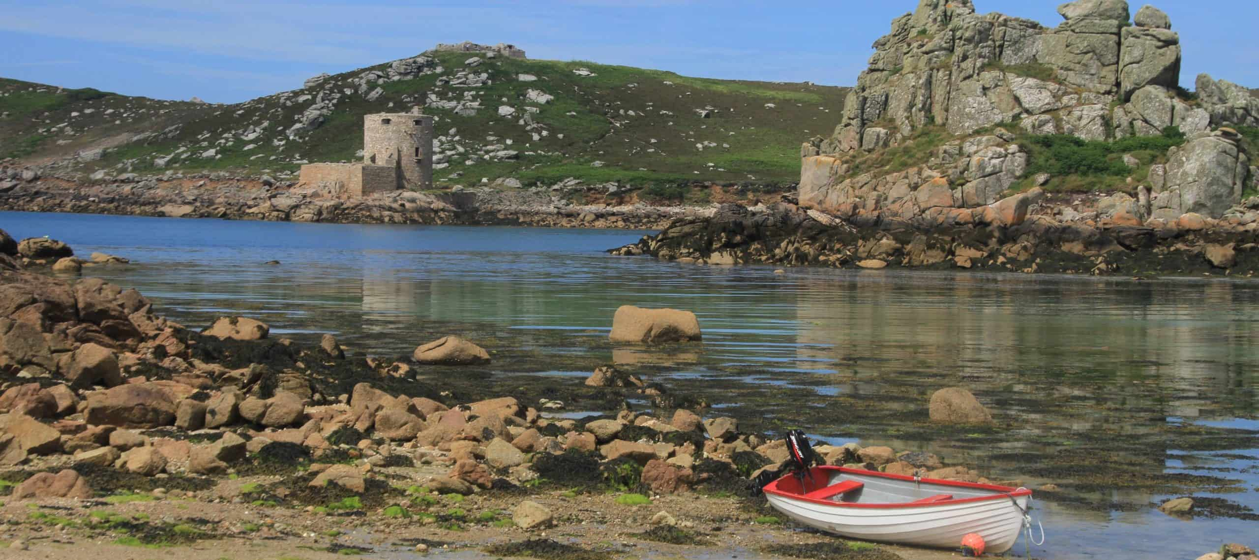 Explore the beautiful Isles of Scilly after the school holidays and relax on the Grayhound lugger