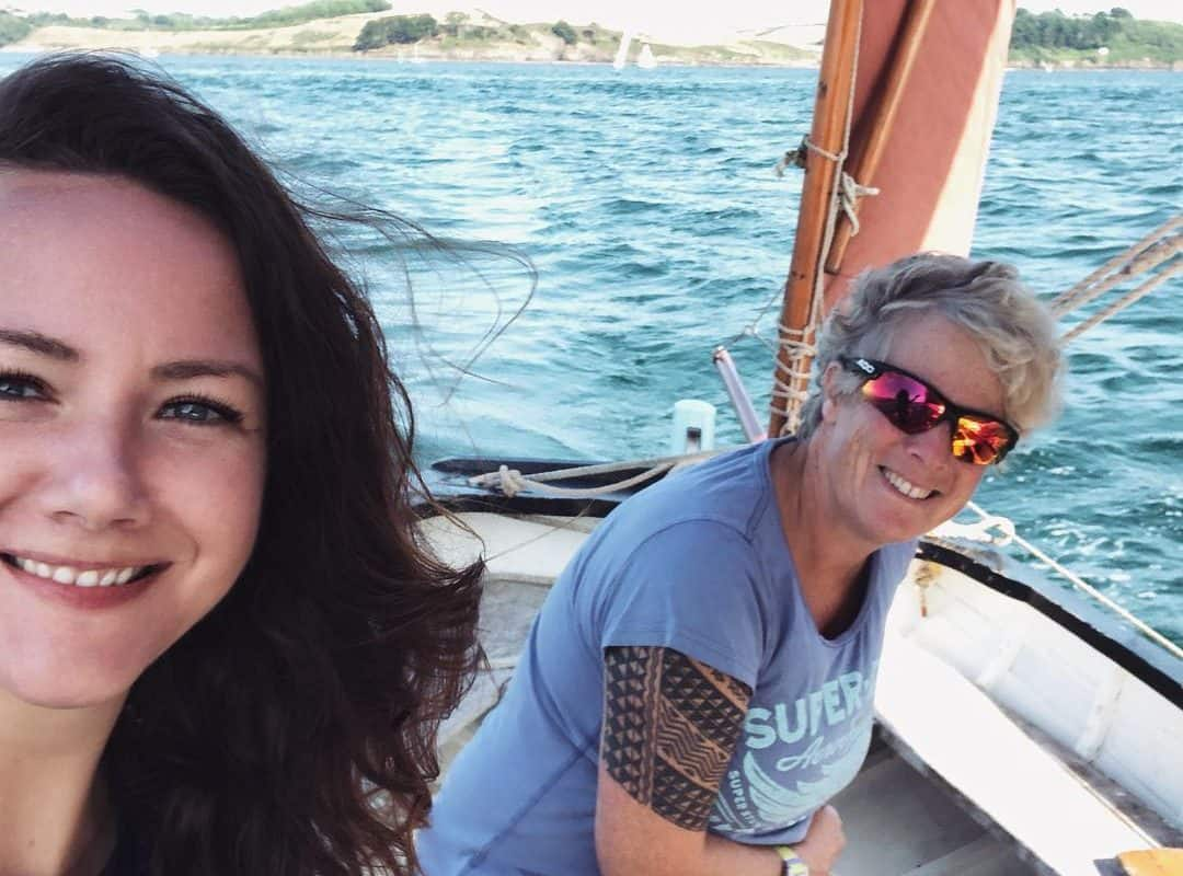 Sail with Debbie Purser as your adventure guide