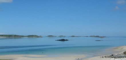 the isles of scilly Sailing on Maybe with Classic Sailing