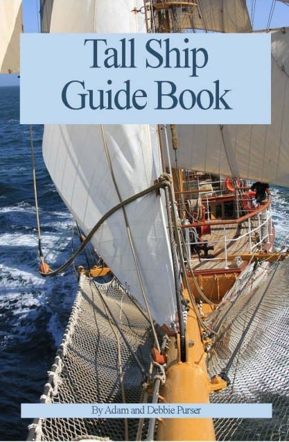 The Tall Ship Guide Book from Classic Sailing