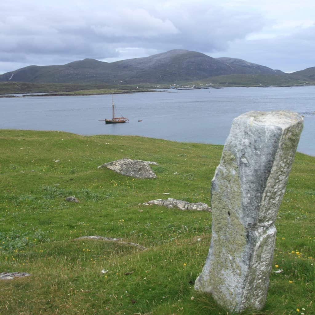Sail on Tall Ship Blue Clipper in Scotland with Classic Sailing