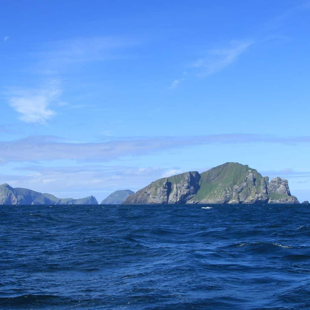 Sail on Tall Ship Blue Clipper aiming for St Kilda with Classic Sailing