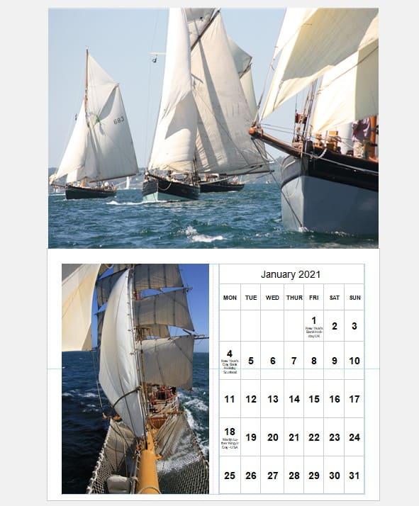 Tall Ship Sailing with Classic Sailing