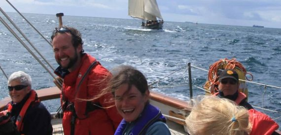 RYA Courses with Classic Sailing