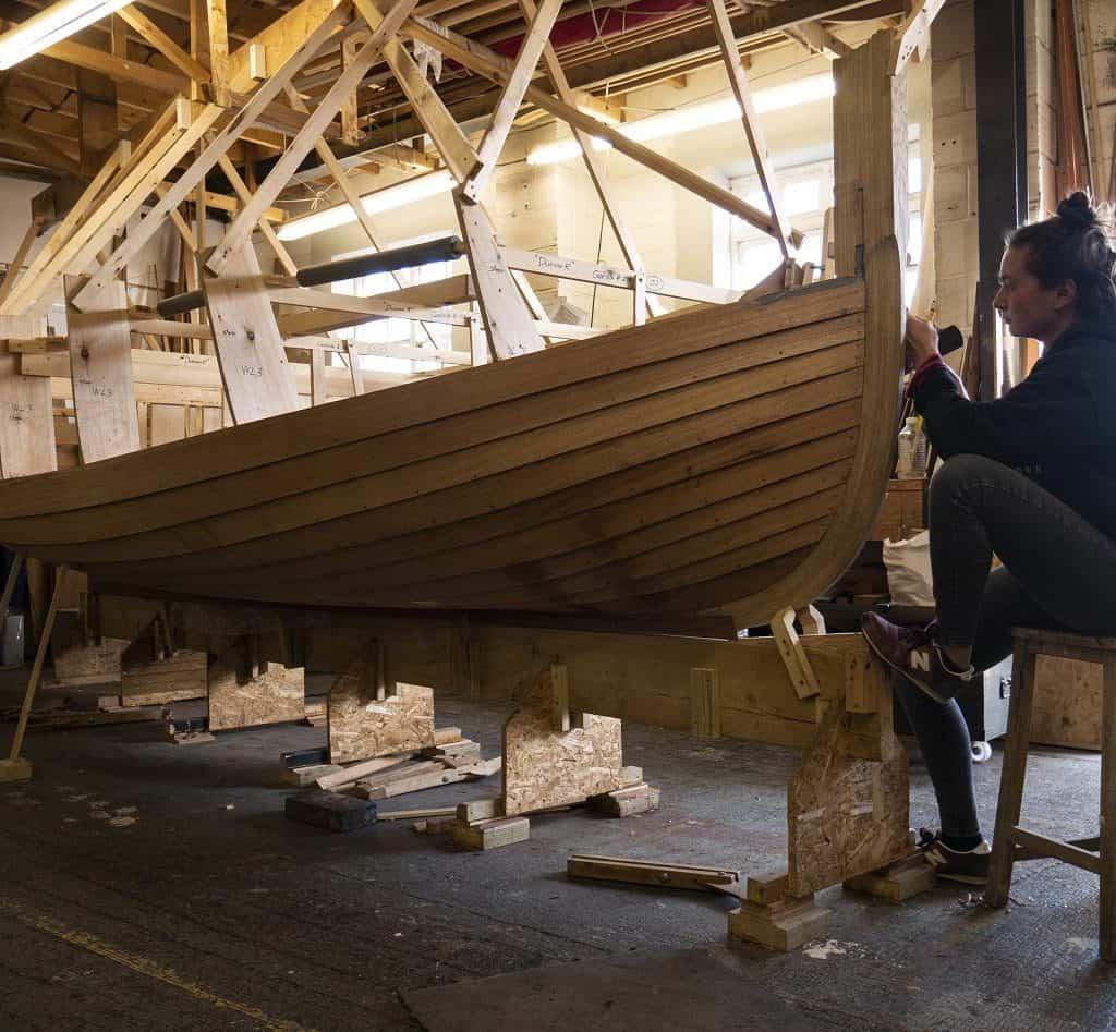 Boat Building Academy