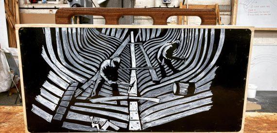 Classic Sailing Tool Box