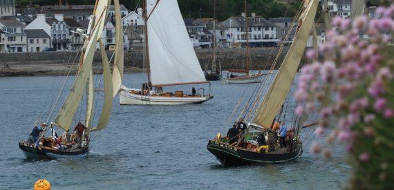 Falmouth Classics with Classic Sailing