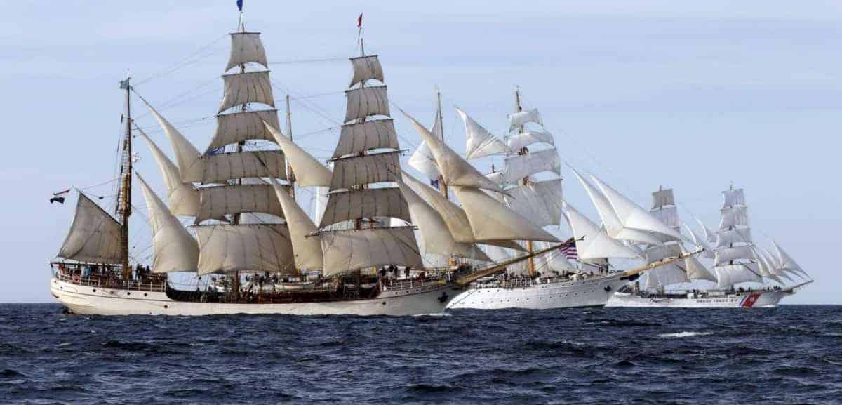 The Tall Ship Guide Book explains adventure sailing holidays on tall ships.
