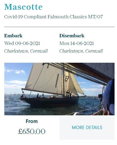 Falmouth Classics 2021