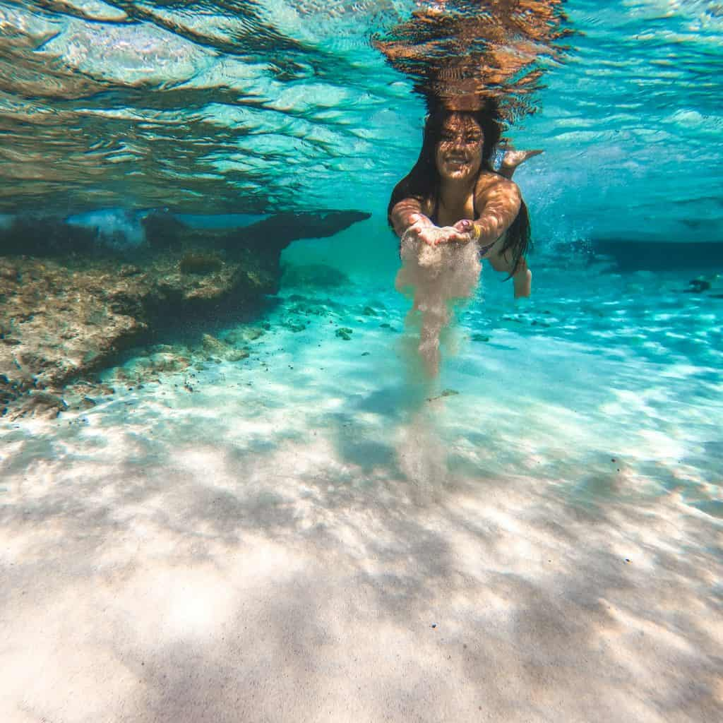 The best snorkeling - The Caribbean on a Tall Ship Sailing Morgenster with Classic Sailing