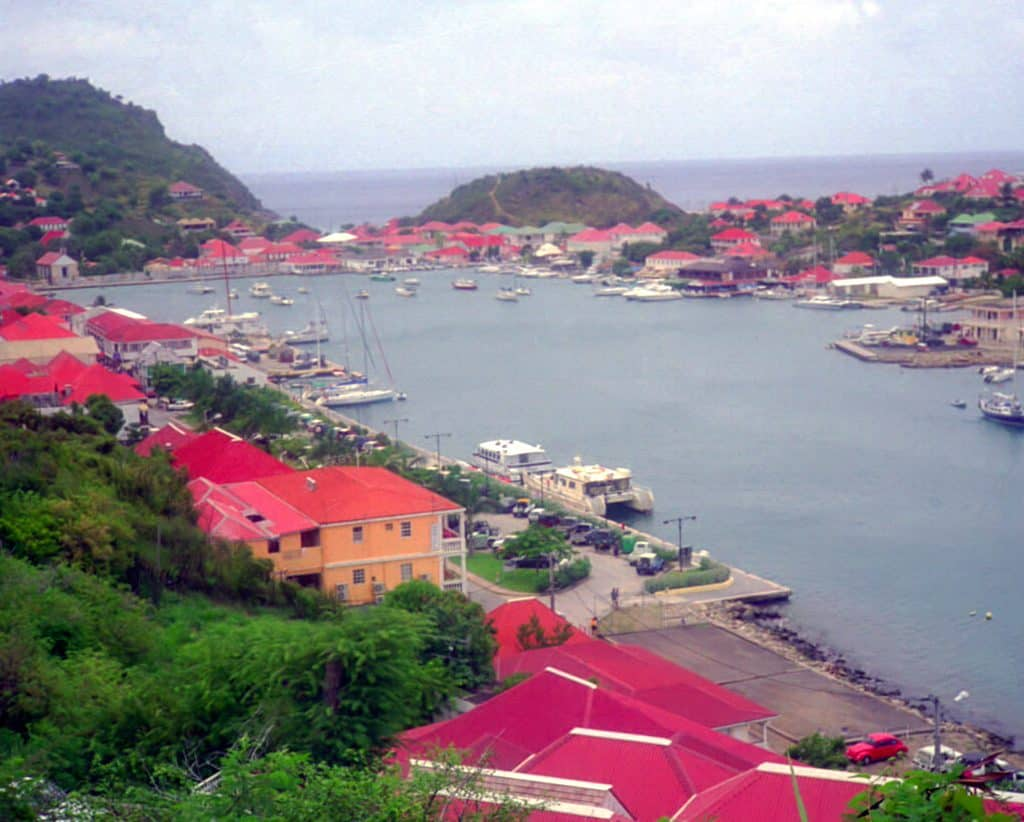 Gustavia, St Barts Caribbean