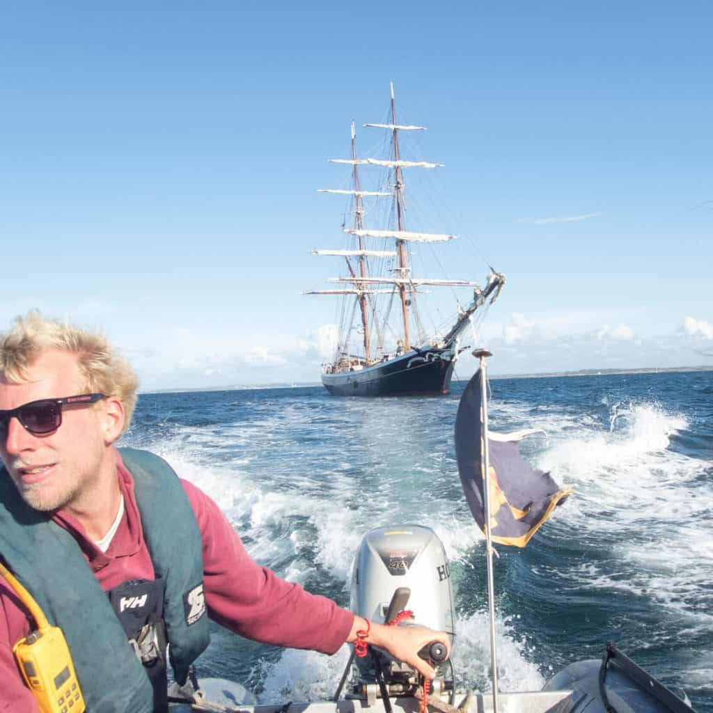 Captain Jakob - The Caribbean on a Tall Ship Sailing Morgenster with Classic Sailing